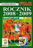 encyklopedia piłkarska FUJI Rocznik 2008-2009